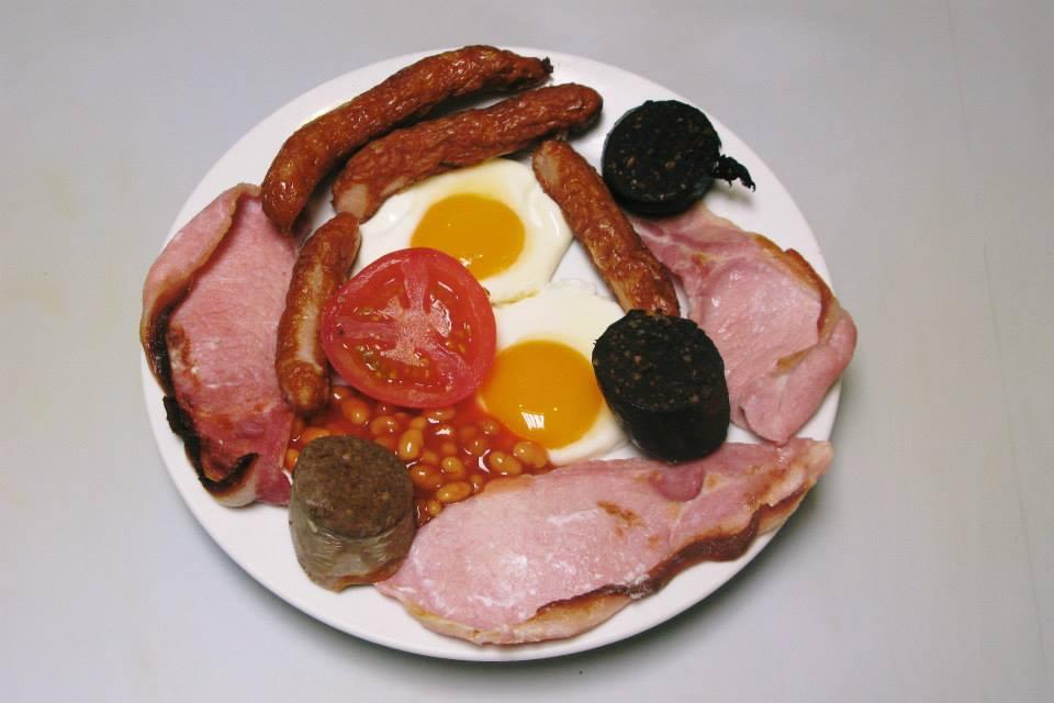 image of Gerrys Dublin Large Breakfast
