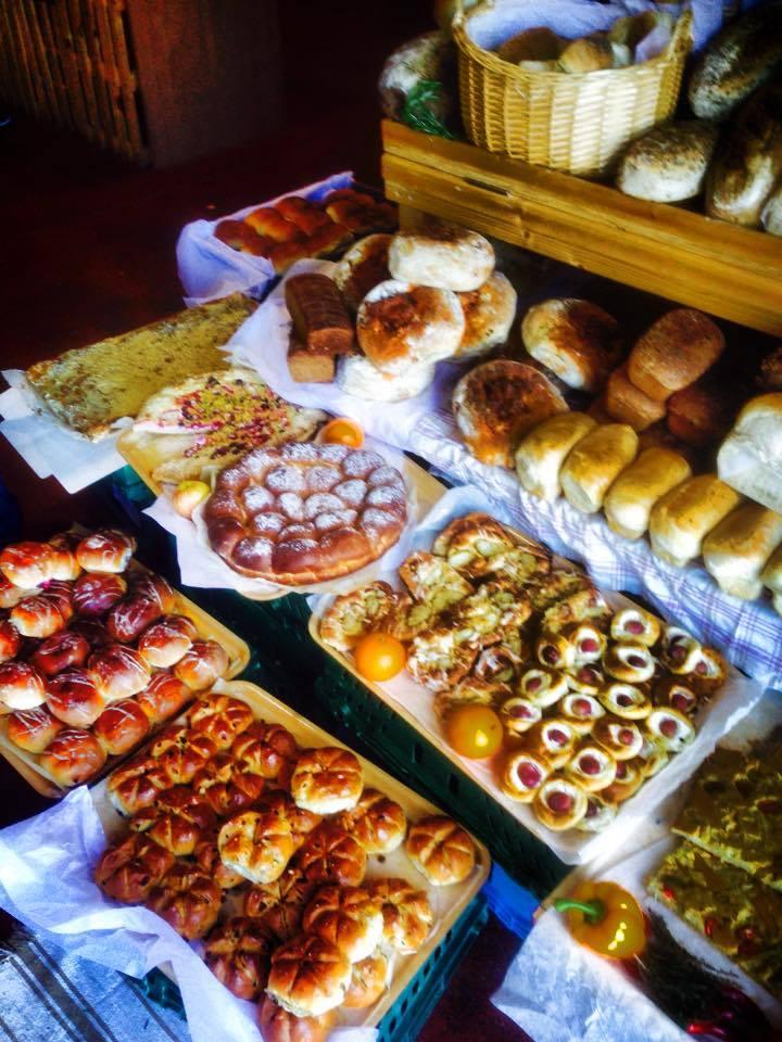 image of Honest2Goodnes Market Dublin pastry
