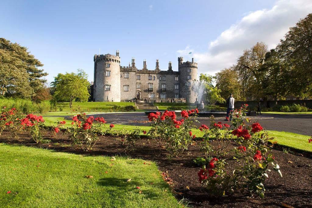 愛爾蘭旅遊景點基爾肯尼郡County Kilkenny Ireland - Kilkenny Castle