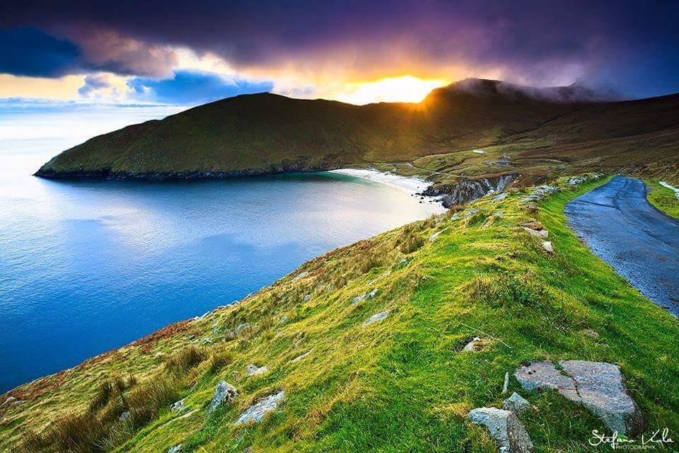 Image of Keem Bay, Achill Island, County Mayo, Ireland