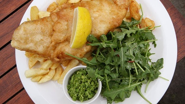 Image of 愛爾蘭美食炸魚薯條 Best Fish and Chips in Ireland