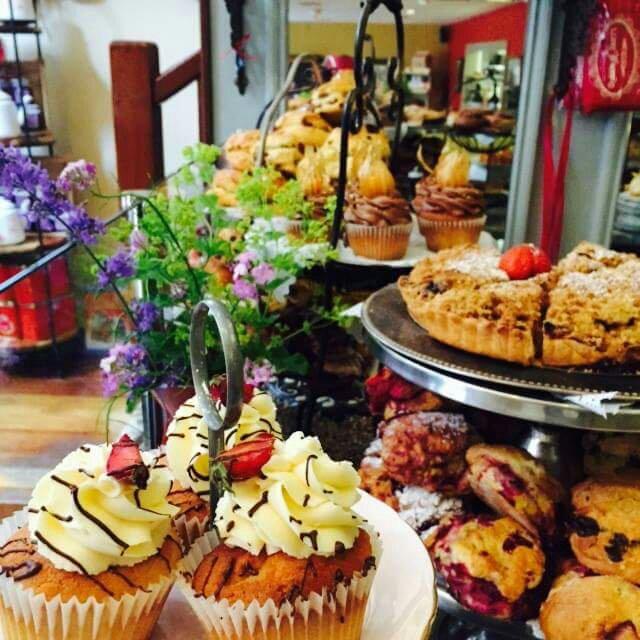 愛爾蘭美食都柏林美味蛋糕 Best cakes in Dublin Ireland , Queen of Tarts
