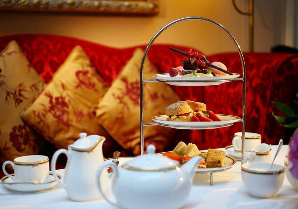 Image of 愛爾蘭美食下午茶 Best Afternoon Tea in Dublin Ireland