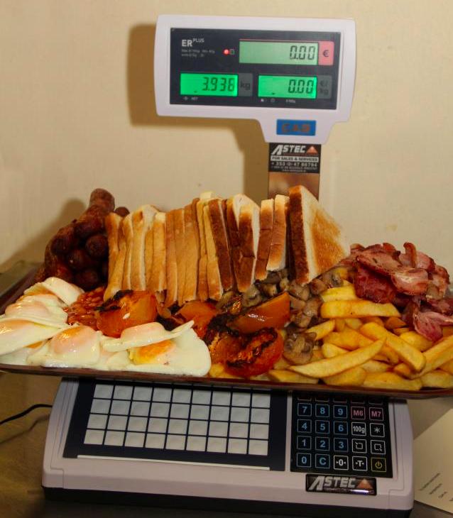 The Hard Boiled Egg – Cavan, 愛爾蘭早餐大胃王挑戰 Biggest Breakfast in Ireland