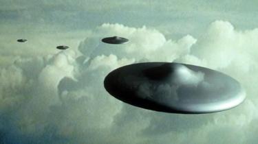 愛爾蘭不明飛行物幽浮事件 UFOs spotted off Irish coast