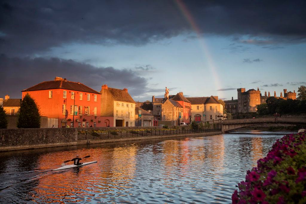 River Nore Kilkenny City