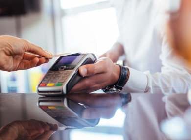 Contactless payment limit