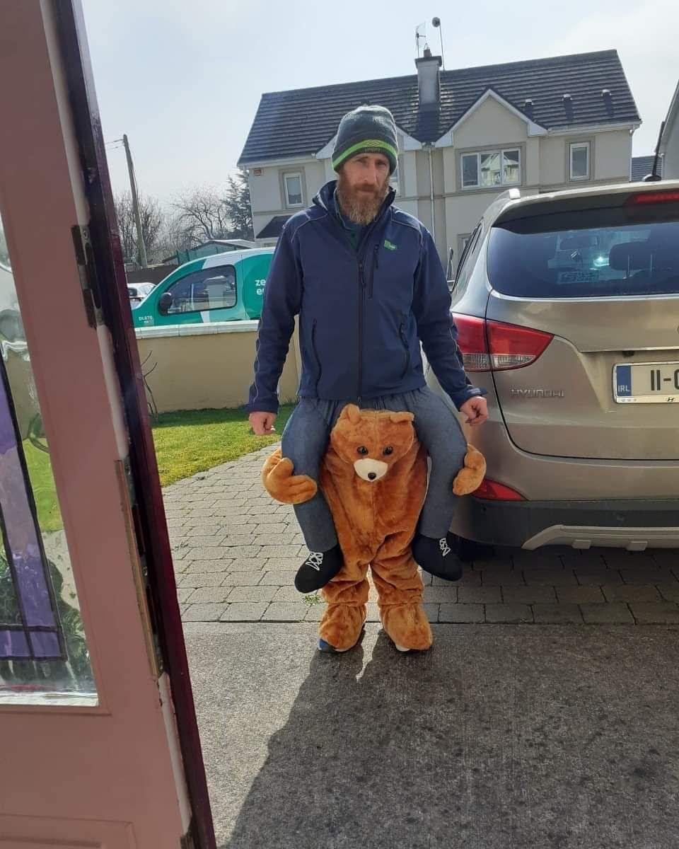 An Post Postman from Cork