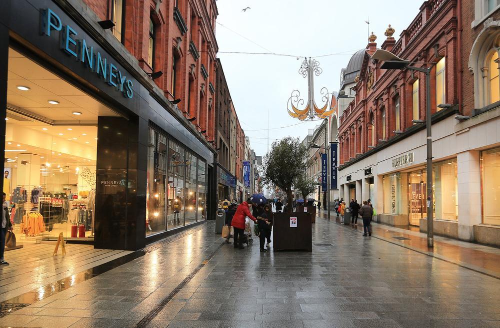 Penneys on Mary St Dublin