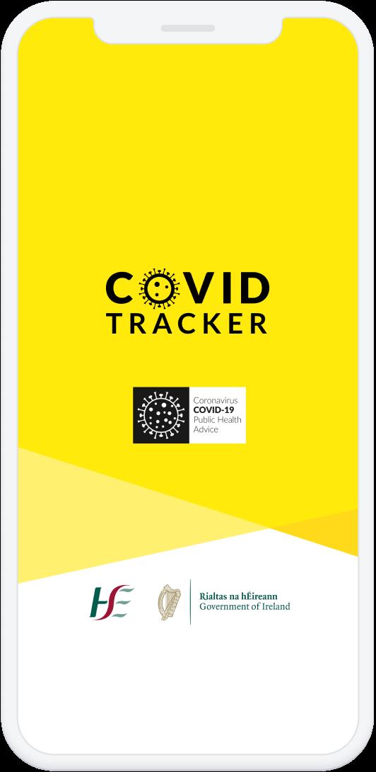app-preview covid tracker ireland