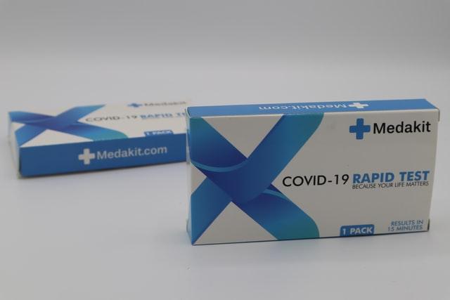 Covid-19 Medakit test kit