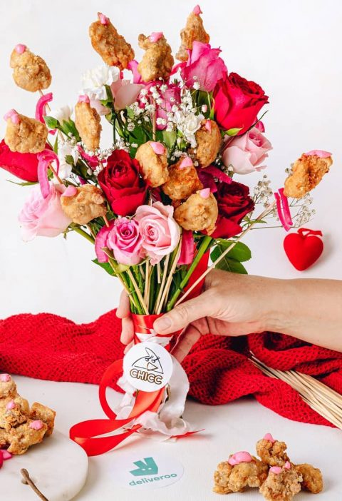 Chicc Dublin Nugget bouquet