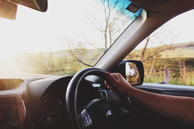 driving image